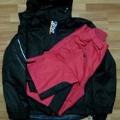 Лыжный костюм куртка + штаны Crivit р. 44 евро