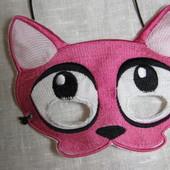 Маска детская карнавальная Hello Kitty/подкладка хлопок 100%, не Китай