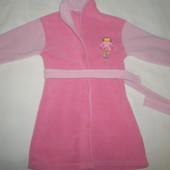 красивый халат с обезьянкой на 3-4 годика