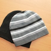 Новая шапка rebel Primark на  5-9 лет