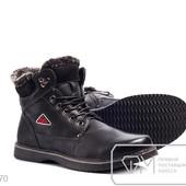 W0270 Практичные Зимние мужские ботинки