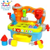 "Игрушка Huile Toys ""Столик с инструментами"""