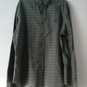 Рубашка мужская Ralph Lauren размер L - XL