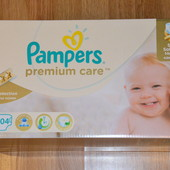 Подгузники Pampers Premium Care 3,4,5