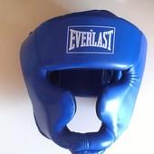 Шлем для бокса закрытый Everlast