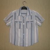 Рубашка M, на 5-6 лет, 85гр по Акции-65гр