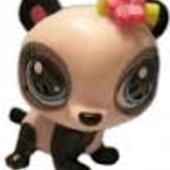 Распродажа - Лител Пет шоп Эксклюзивная Панда  маленький зоомагазин от Hasbro грн