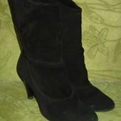 Ботинки деми Nessi 37-38 р-р, стелька - 25 см