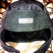 Фирменная шапка ушанка Sport