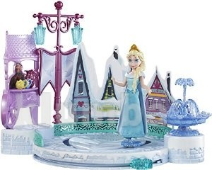 Disney frozen мини набор ледяной каток эльзы. распродажа! фото №1