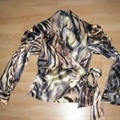 шикарная блузка в составе шелк