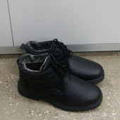 Мужские зимние ботинки Р:44-43