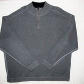Фирменный, теплый реглан, кофта Kirkland р. 56-58