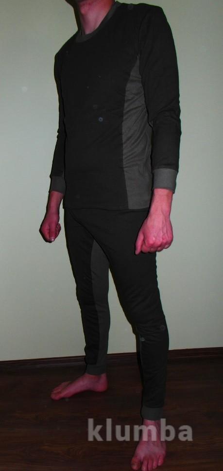 костюм кофта+ подштаники хлопок фото №1