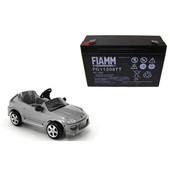 Аккумулятор 6 вольт 12 Ампер (батарея) для электромобилей