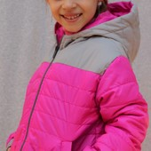 Демисезонная детская куртка 41 (2 цвета)
