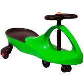 Машинка без мотора,без педалей,без батар которая ездит,Твисткар Kidigo Smart Car Green (sm-g) 10км/ч