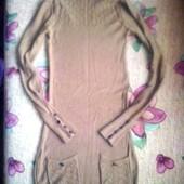 Красивые платье туника теплая размер С