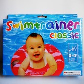Качественный Круг Swimtrainer для обучения плаванию, надувные круги