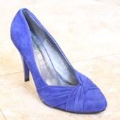 Красивые модельные туфли 7ydcrgh30277 Navy