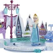 Disney Frozen мини набор Ледяной каток Эльзы