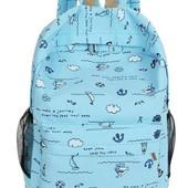 Стильный городской рюкзак. Доставка 1-3 дня.
