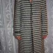 фирмное пальтишко Zara 38p.