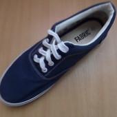 Кеды-кроссовки Fabric,размер 41-42,длина стельки-27.5 см