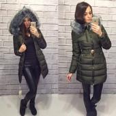 Пальто женское Аляска