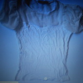 Белая блузка рост рост 152