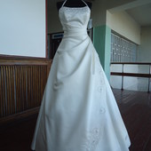 Свадебное платье ,новое,№2,46-48р.р.