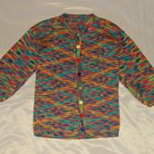 Радужный свитерок - (р.116-122)