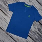 3 - 4 года 98 - 104 см Обалденная фирменная натуральная футболка футболочка