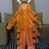 Прокат карнавального костюма Тигра (Тигренка)