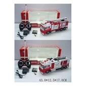 Пожарная машина на радиоуправлении 666-56A/57A