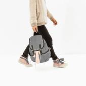 Рюкзак с вышивкой Zara, 720 грн