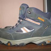 Ботинки Meindl Gore-Tex, стелька 22,5 см