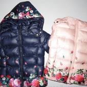 Акция!Зимняя куртка для девочек 12-36 месяцев.4025