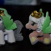 Плюшевые лошадки феи Filly Fairy Simba Филли