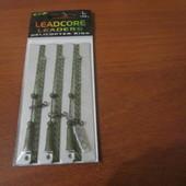 Оснастка на лидкоре Esp Leadcore Leadaers