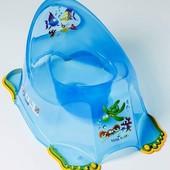 Детский горшок антискользящий  Tega Aqua AQ-007 (цвета в ассортименте)