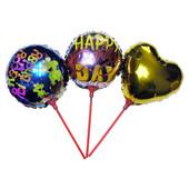 Праздничные воздушные полимерные шарики