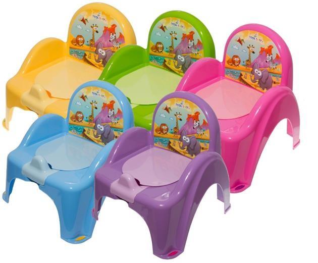 Детский горшок-кресло Tega (Тега) Safari (Сафари)( цвета в ассортименте) фото №1