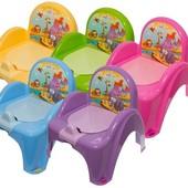 Детский горшок-кресло  Tega Safari SF-010 цвета в ассортименте)