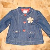 суперовый пиджак Next 5-6 лет состояние отличное