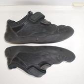 туфли - кроссовки Clarks р.8.5 E,стелька 16.5 см