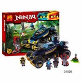 Леле нинзя 31026 самурай vxl Lele Ninja ниндзяго Ninjago лего совместимый