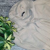 Крутая вязанная кофта - накидка