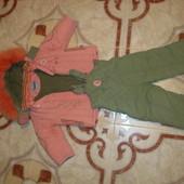 Детский комбинезон Donilo для девочки
