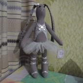 мягкая игрушка Зайка - балерина